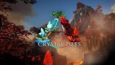 Dinosaures Crystal Isles